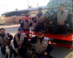 California Search Dogs Giving Hope to Haitians
